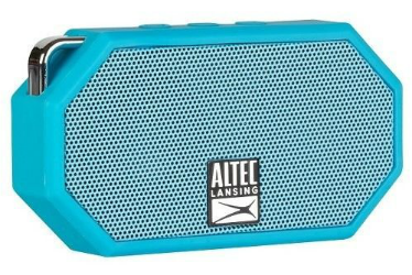 Waterproof Altec Lansing Bluetooth speaker | Best gifts for travelers