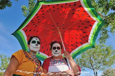 2018-10-28   7th Annual Dia De Los Muertos