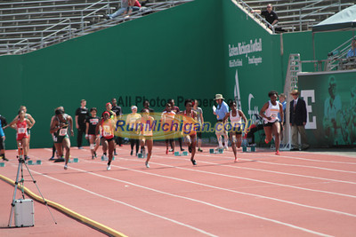 100M Prelims - 2013 Horizon League Outdoor Championships
