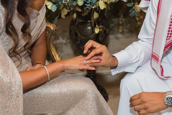 Noor & Tarek's Engagement