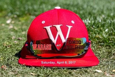 2017 Wabash at Ohio Wesleyan (04-08-17)