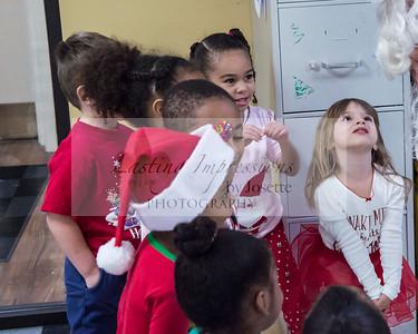 Learning Express Santa visit