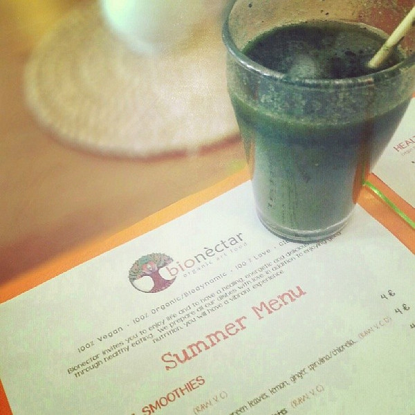 Even_in_Spain_I_can_find_green_smoothies__Bionectar_is_100__vegan__organic_and_raw._All_the_food_is_safe_for_celiacs._The_smoothie_was_delicious._I_ll_be_back_to_try_the_food.__incostabrava.jpg