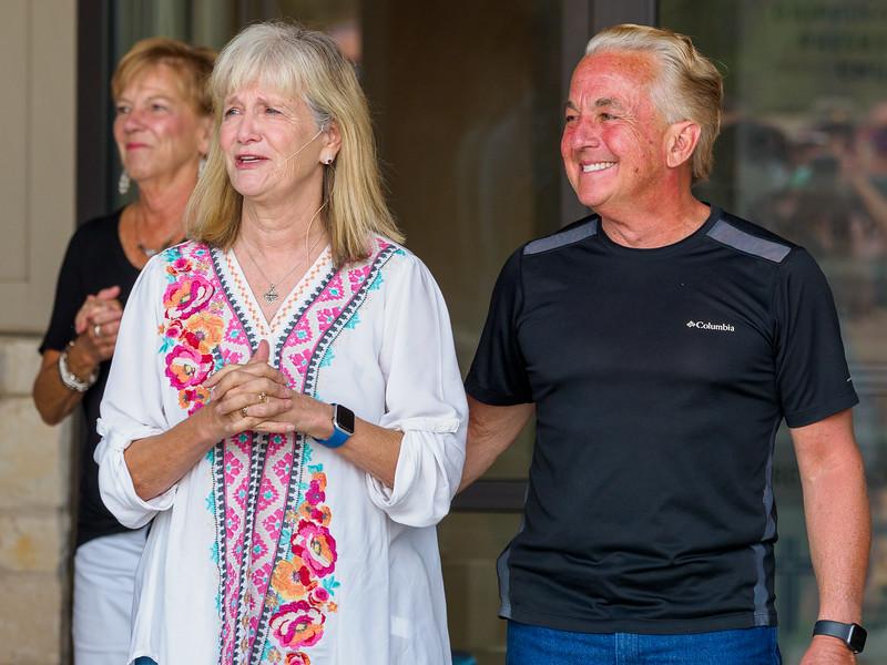 Farewell for Nancy & Jim