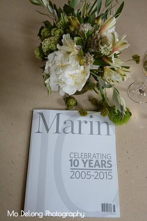 Marin Magazine 10 Year Party