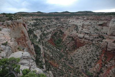 Taking in Colorado National Monument while we still have light.