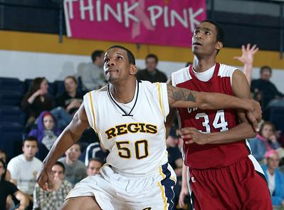 Chadron State vs Regis University (Men) - 02/20/2010