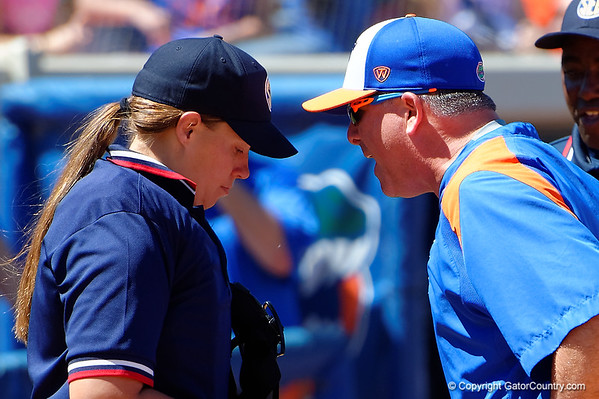 Gallery -  Gators Softball vs Alabama Crimson Tide  4-3-2016