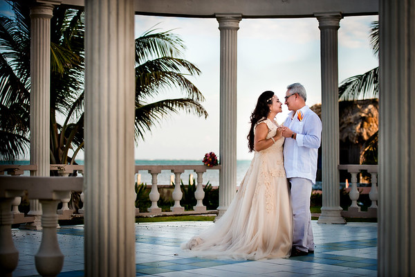 Delia & Mark - Wedding - Belize - 10th of March 2017