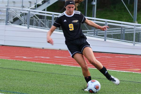 Soccer Girls Regionals vs Jackson Lumen Christi - KCHS 6/2/19