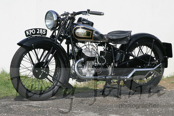 AJS V-Twin