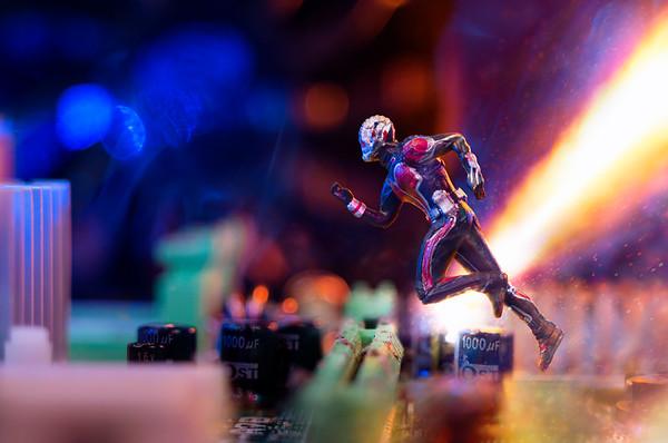 Marvel Universe FanArt
