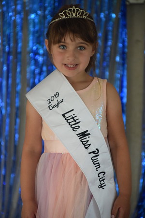 Plum City Legion Festival pageant royalty photos -  July 18, 2019