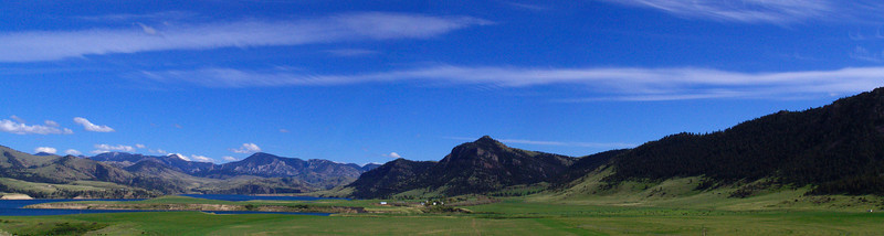 Montana Landscapes - The Big Sky Country