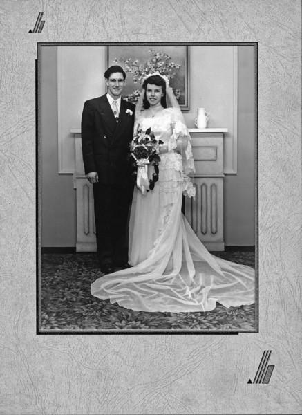 Frank & Dorothy Clark
