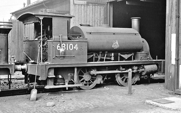 CLASS Y (0-4-0) LOCOMOTIVES