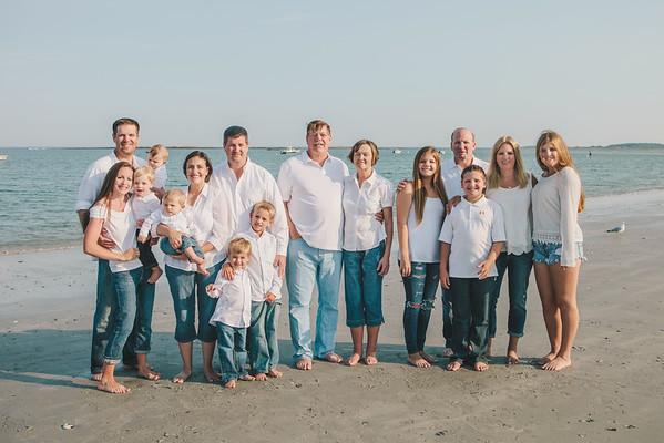 Farrow Family Portraits