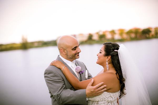 Carla & Rene C. wedding