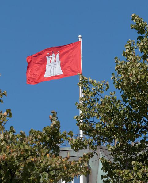 Wappen der Freien und Hansestadt Hamburg