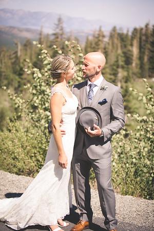 Andersen Wedding First Look
