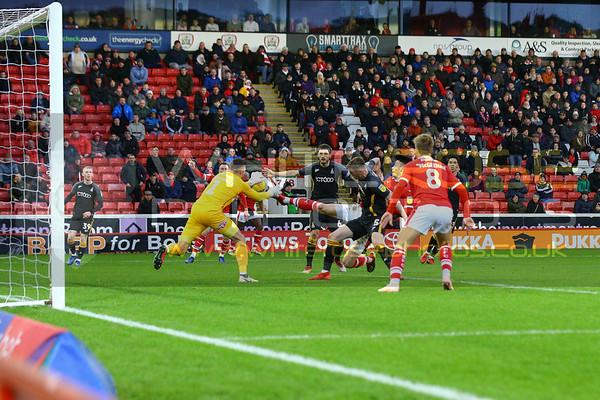 Barnsley v Bradford City 12 - 01 - 19