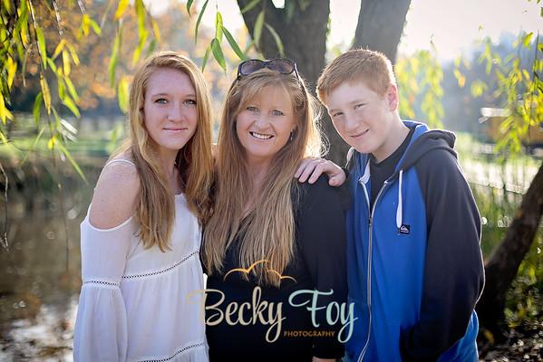 Sweeney Family 2015