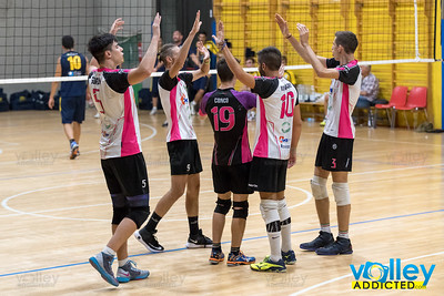 U20m: Yaka Volley - Dream Volley Pisa