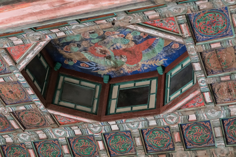 Gyeongbokgung Palace, Seoul.