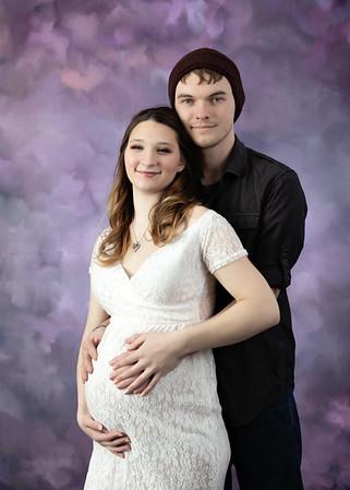 Maternity: Megan