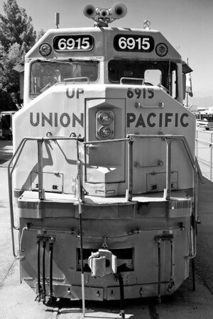 Union Pacific Centennial Engine