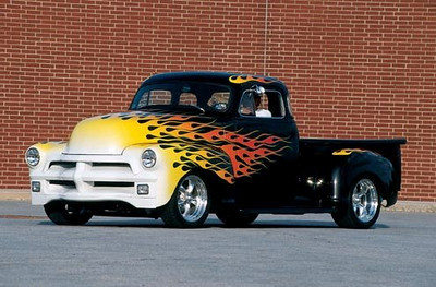 1954 Chevy Trucks