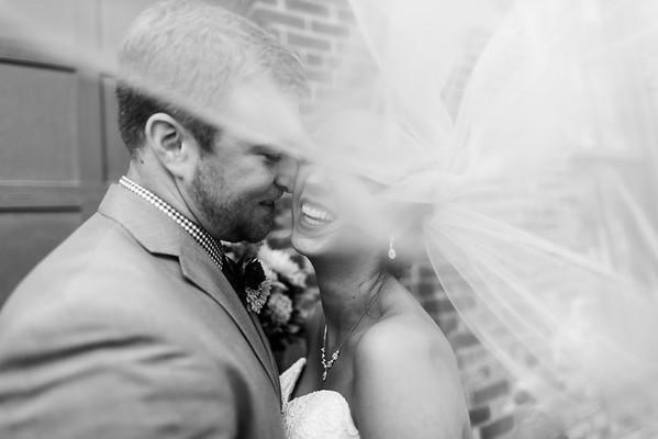 Megan & Brandon   2016.08.20   Kansas City, MO   Chris