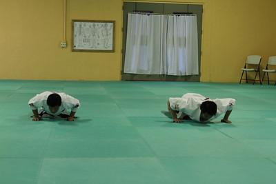 NEAMA 2012 Black Belt Testing