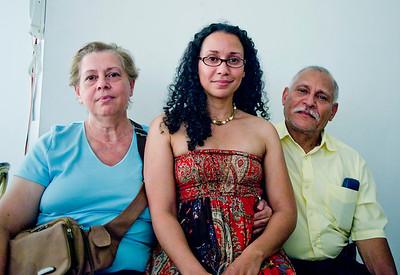 Gallery Reception for Marisol Diaz' Portraits of Bronx Renaissance Artists: Part 1
