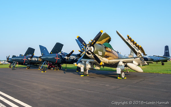 7/24/18 Tuesday - EAA AirVenture - Oshkosh, WI
