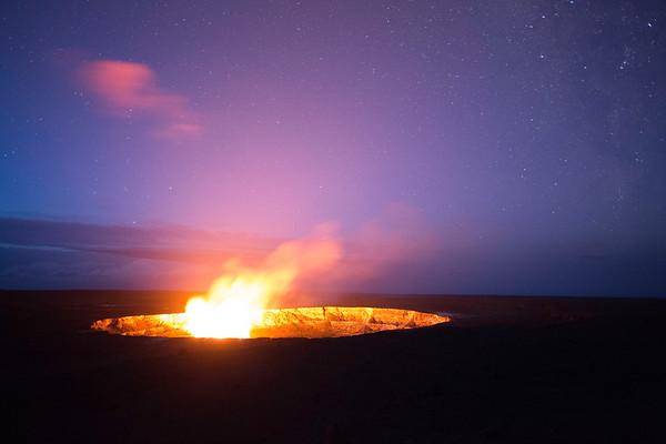 Volcano April 2017