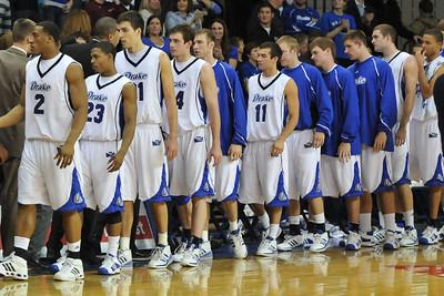 Basketball Iowa - Drake 2008