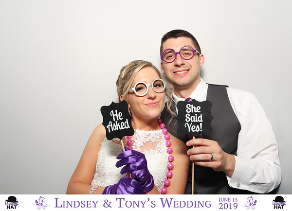 Lindsey & Tony's Wedding