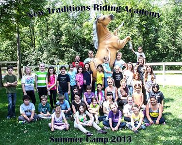 NTRA - Summer Camp Week of July 8th 2013