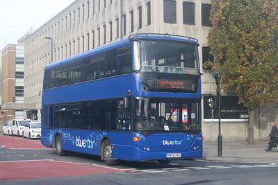 1108, HW58ASO, Bluestar, Bargates, Southampton