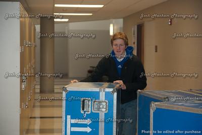 December 22, 2008 Loading the Truck for Tempe