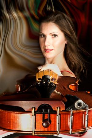 Jessika Brust - Singer/Vioninist