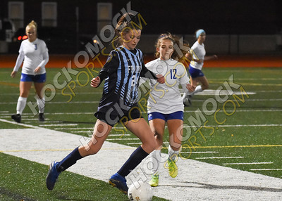 Franklin - Attleboro Girls Soccer 10-28-19