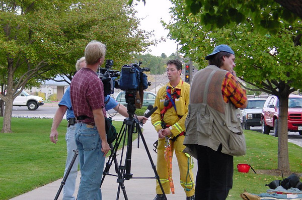 Scott Richardson being interviewed.jpg