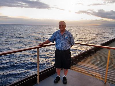 Alii Kai Sunset Cruise - April 2011