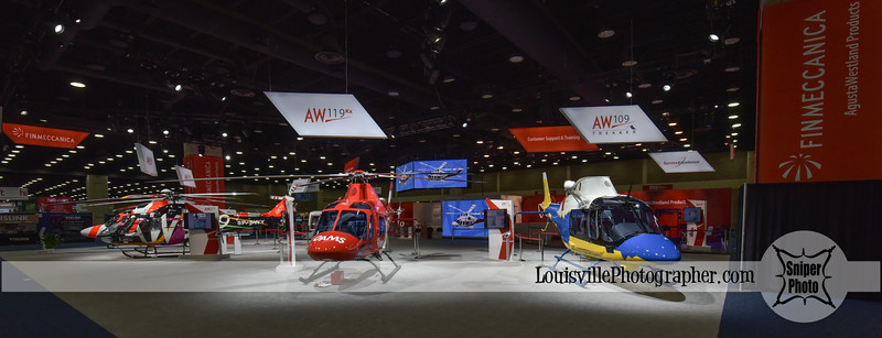 Louisville Trade Show Photographer - HAI Heli Expo - Finmeccanica-1.jpg