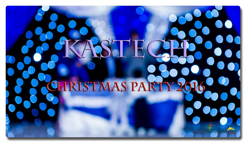 KASTECH Christmas Party 2016