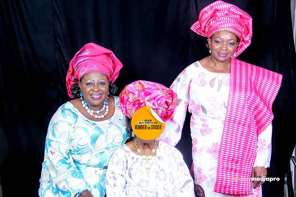 Mama Regina Eyong Life Celebration GUEST