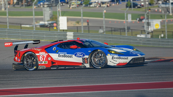 Lone Star LeMans -WeatherTech Sports Car Championship Race - Day 3