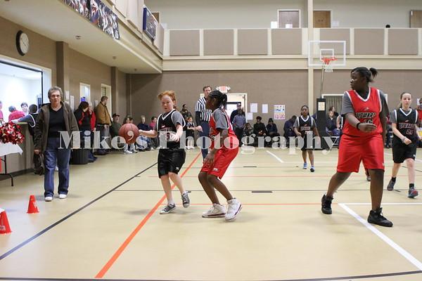 Upward Basketball Week 2 2:45 Game